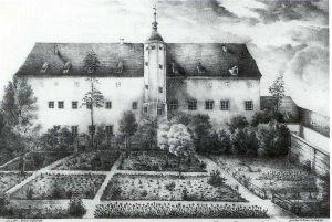 the black cloister black and white