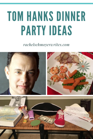 tom hanks dinner party ideas